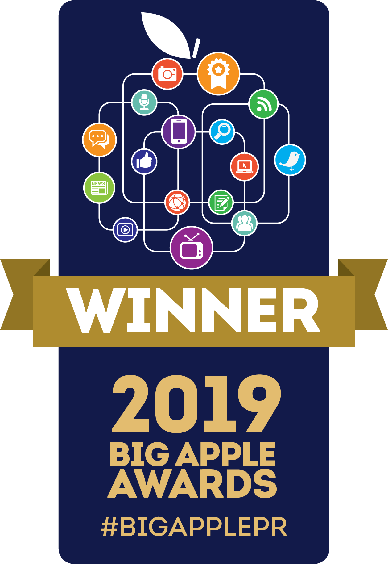 Peppercomm Wins 2019 PRSA Big Apple Award for Integrated Communications | Peppercomm
