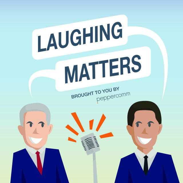 Laughter can save your life. No kidding.